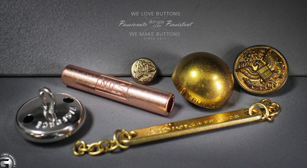 copper loop shank sewing button alloy cord end jeans rivet alloy shank button alloy plate chain